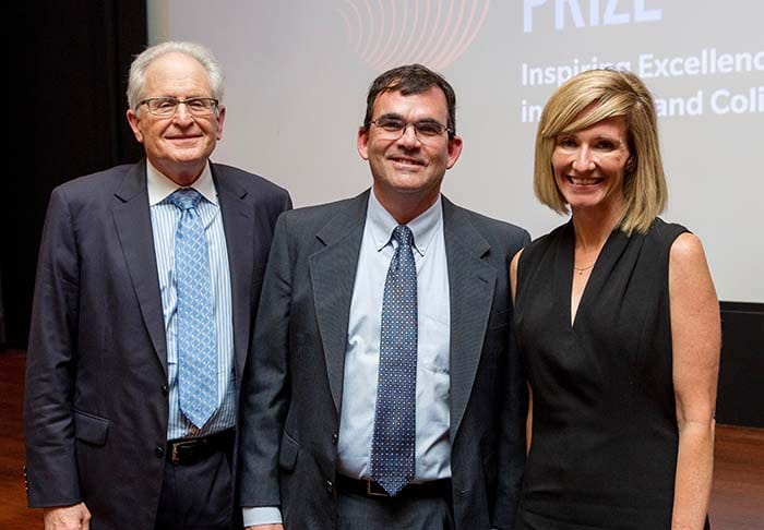 <p>The 2017 Sherman Prize Recipients</p>