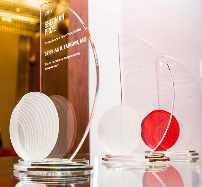 <p>The Sherman Prize Awards</p>
