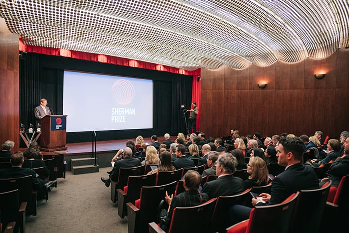 <p>The 2016 Sherman Prize Awards Event</p>