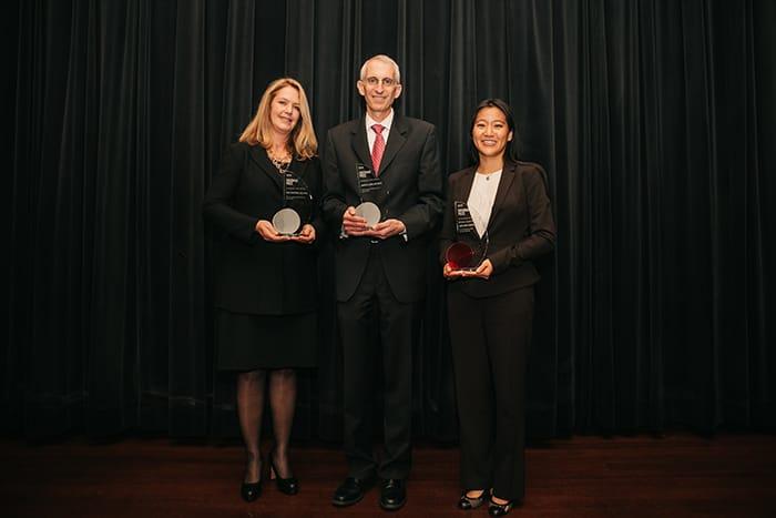 <p>The 2016 Sherman Prize Recipients</p>
