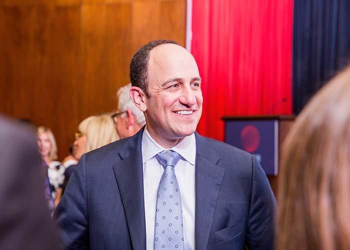 <p>Dr. David Rubin</p>