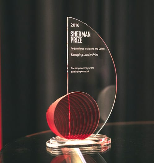 The Sherman Emerging Leader Prize