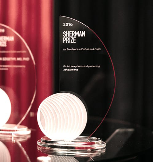 The Sherman Prize