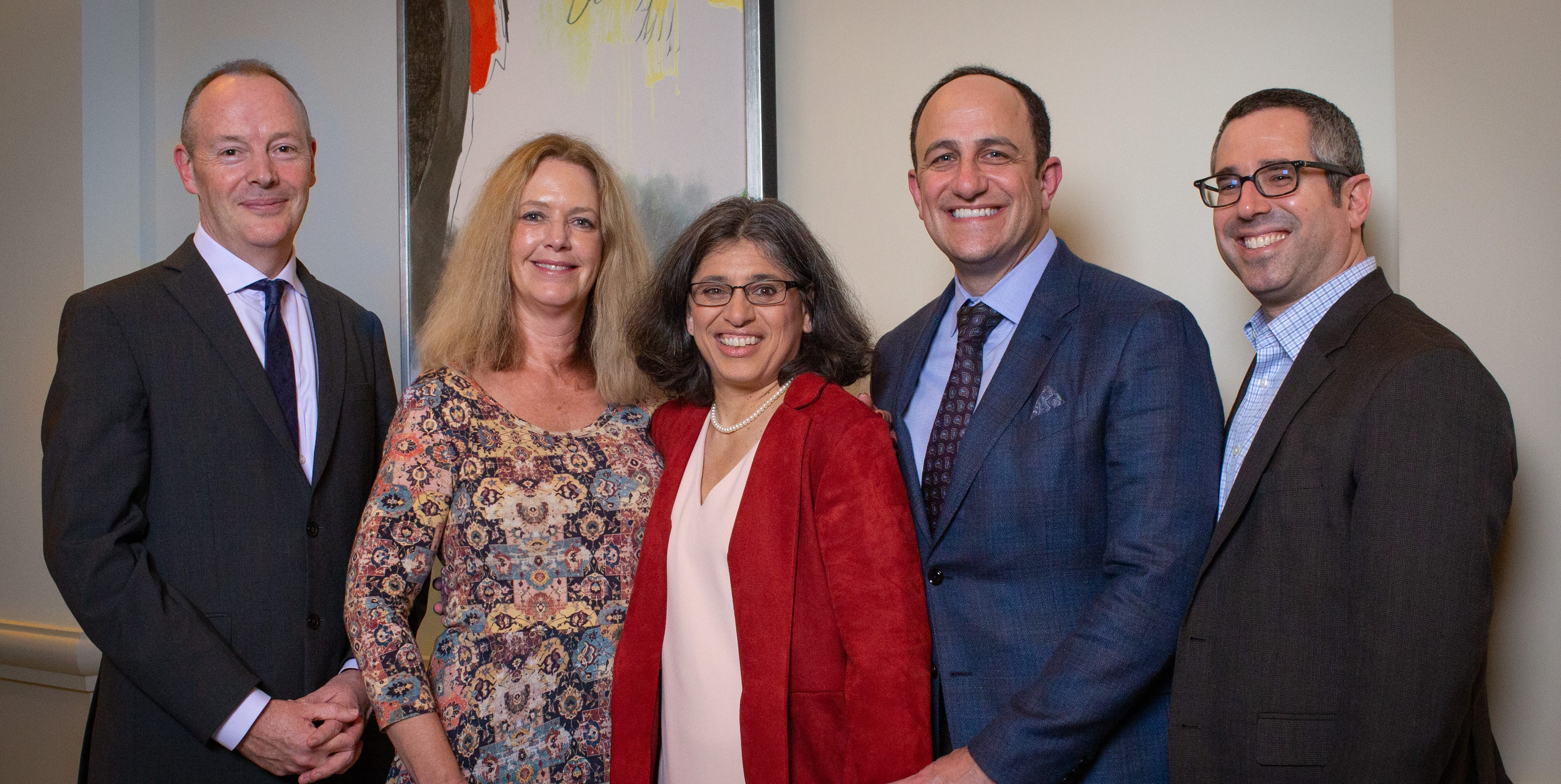 <p>The 2018 Sherman Prize Selection Committee</p>