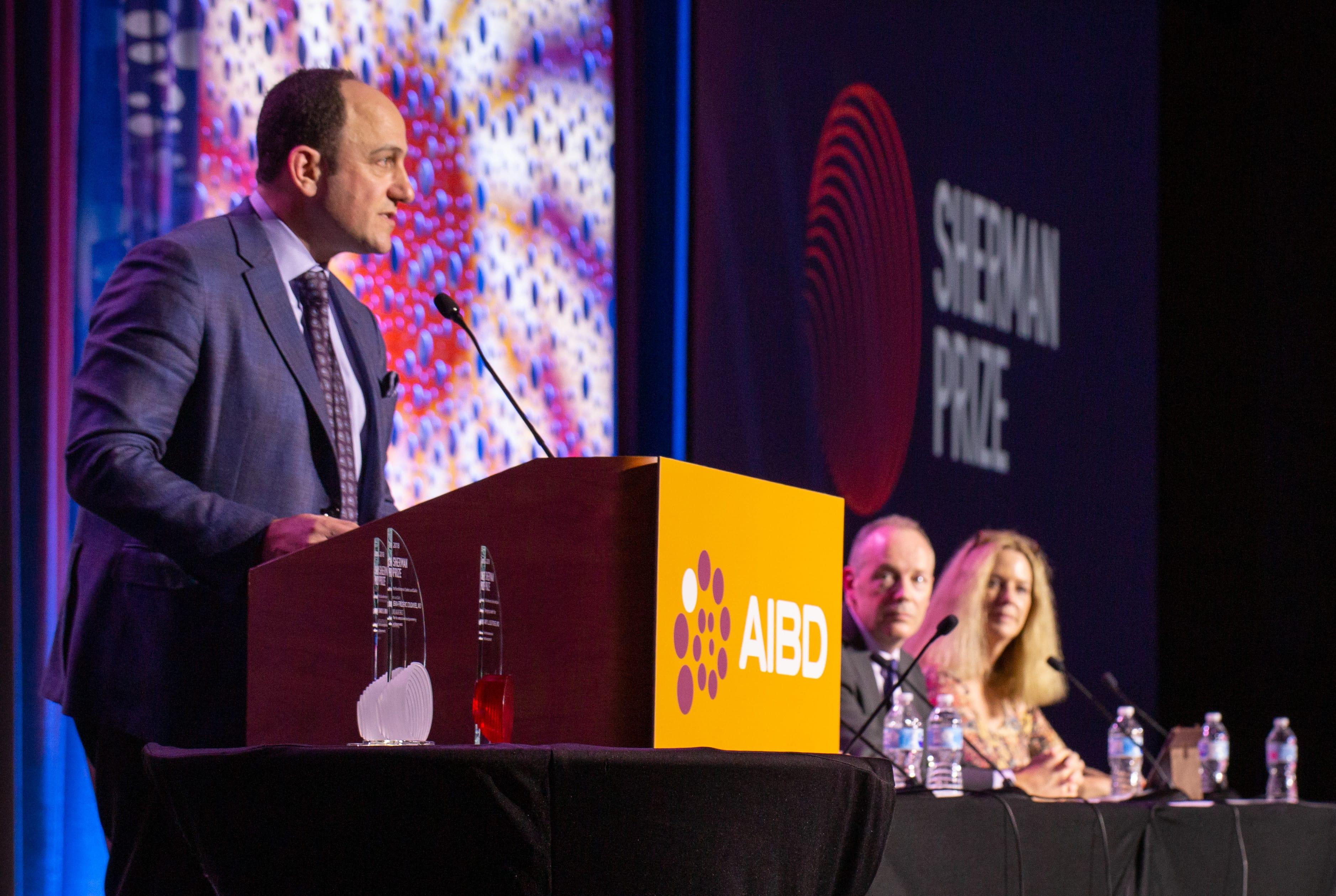 <p>Dr. David Rubin, 2018 Selection Committee Chair</p>