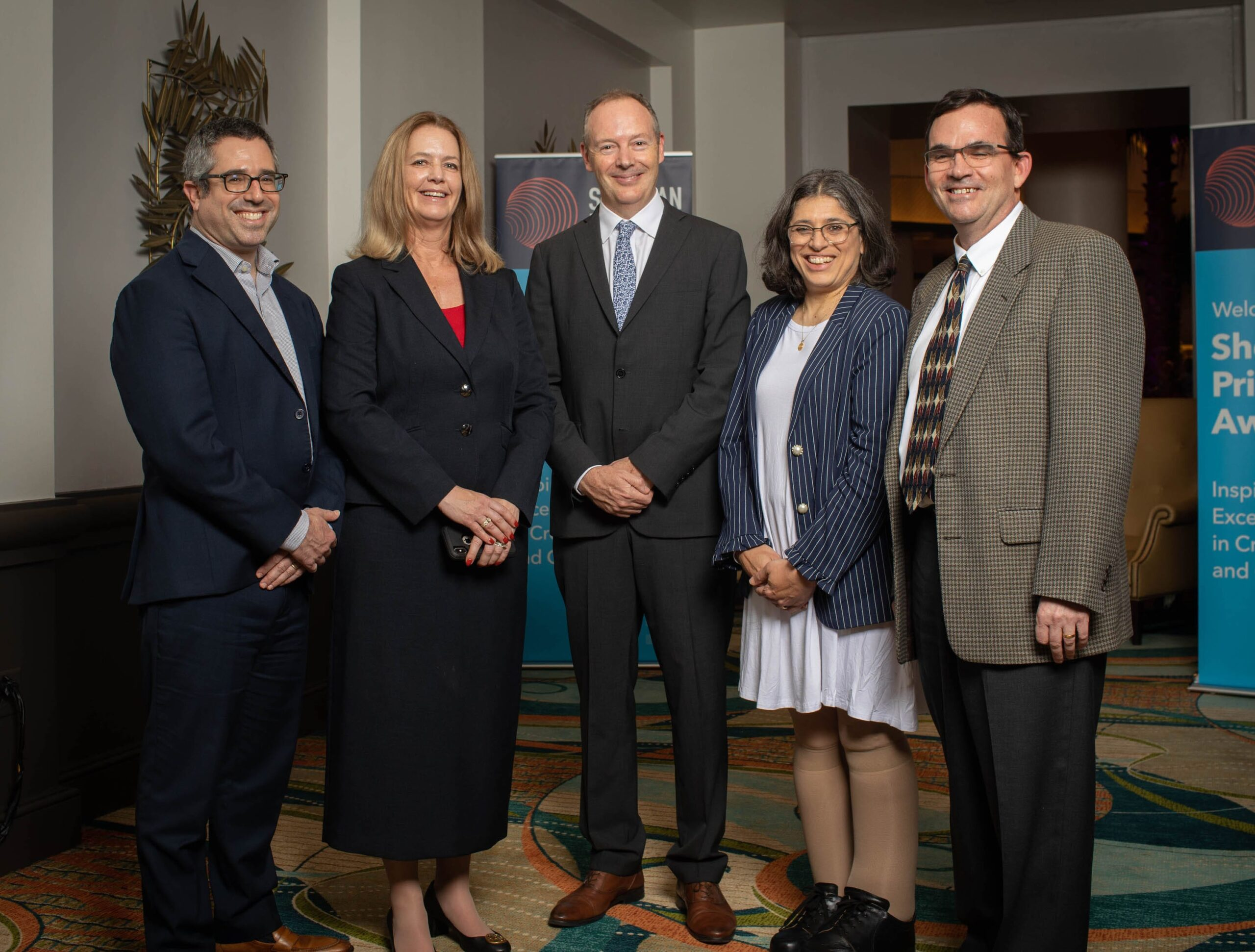 <p>2019 Selection Committee: Dr. Corey Siegel, Dr. Eva Szigethy, Dr. Dermot McGovern (Chair), Dr. Sunanda Kane and Dr. Lee Denson</p>